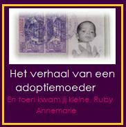 Het verhaal van een adoptiemoeder